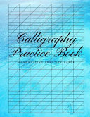 Calligraphy Practice Book Handwriting Practice Paper Book