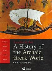 A History of the Archaic Greek World PDF
