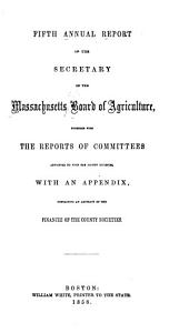 Annual Report of the Secretary: Volume 5, Part 1857