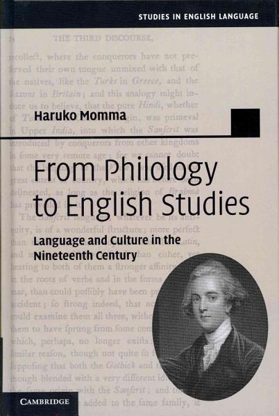 From Philology to English Studies PDF