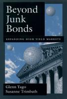 Beyond Junk Bonds PDF