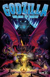 Godzilla: Rulers of Earth, Vol. 3