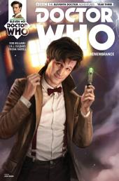 Doctor Who: The Eleventh Doctor #3.1: Rememberence