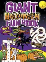 Giant Halloween Fun Book PDF