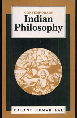 Contemporary Indian Philosophy