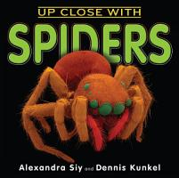 Up Close With Spiders PDF