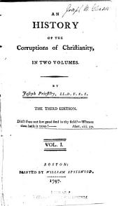 Corruptions of Christianity