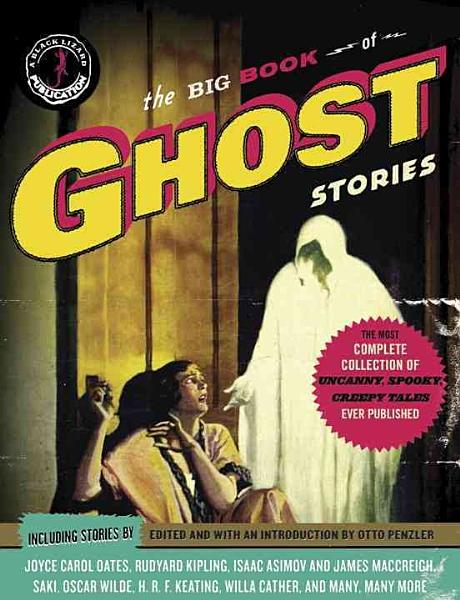 Download The Big Book of Ghost Stories Book