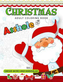 Christmas Adults Coloring Book Vol 1 Book