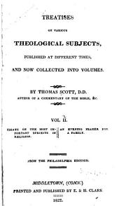 Treatises on various theological subjects: Volume 2