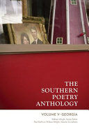 The Southern Poetry Anthology  Georgia PDF