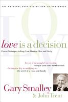 Love Is a Decision PDF