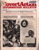 Covertaction Information Bulletin PDF