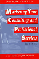 Marketing Your Consulting and Professional Services PDF