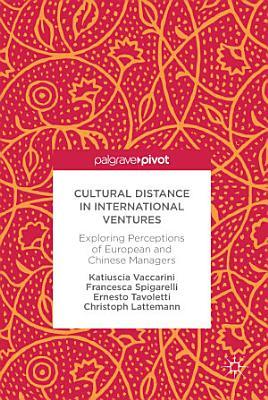 Cultural Distance in International Ventures PDF