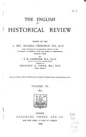 The English Historical Review