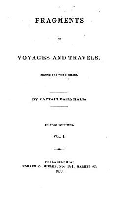 Fragments of Voyages and Travels  Second and Third Series PDF