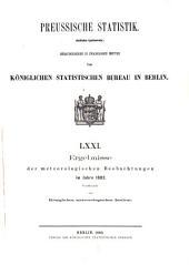 Preussische statistik: Ausgaben 71-73
