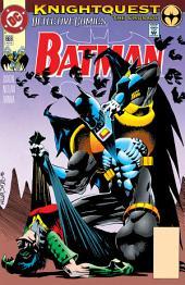 Detective Comics (1937-2011) #668