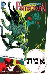 Batwoman (2011-) #38