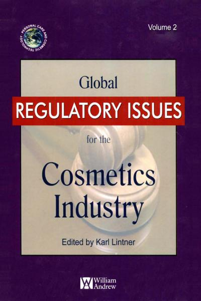 Global Regulatory Issues for the Cosmetics Industry PDF
