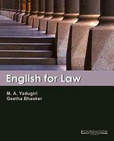 English for Law PDF