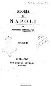 Storia di Napoli di Francesco Capecelatro: Volume 2