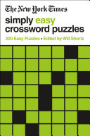 The New York Times Simply Easy Crossword Puzzles PDF
