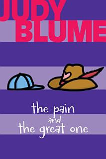 The Pain and the Great One Book