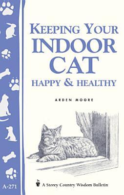 Keeping Your Indoor Cat Happy   Healthy