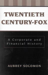 Twentieth Century Fox Book