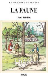 Le Folklore de France - La Faune