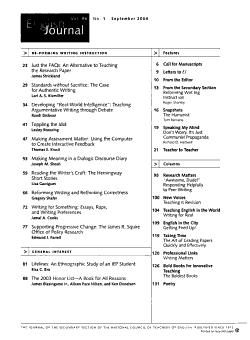 English Journal PDF