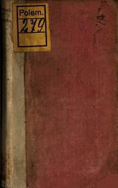 Beschützung Deß Alterthumbs Der Römisch-Catholischen Kirchen: welche schöne Haupt-Ziehr M. Jacob Fussenegger in einer Predig zu Lindaw Anno 1680. getrucket, der gemeldten Römisch-Catholischen Kirchen zu entziehen, vnd seiner Evangelischen Lutherischen Religion auffzusetzen, sich vergebens vnderstanden hat