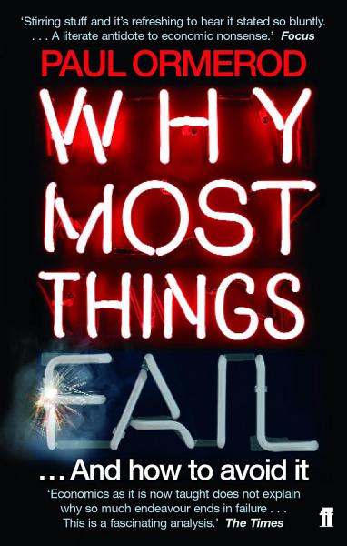 Download Why Most Things Fail Book