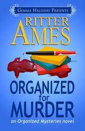 Organized for Murder: Organized Mysteries book #1