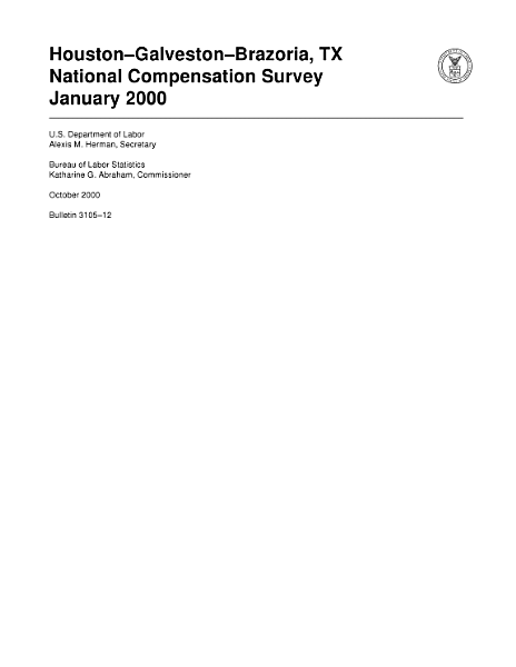 Download HoustonGalvestonBrazoria  TX  Bulletin 310512  January 2000 Book