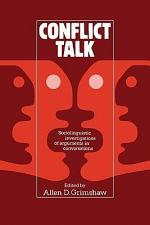 Conflict Talk