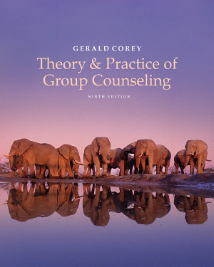 Theory and Practice of Group Counseling PDF