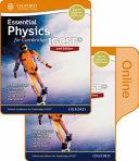 Essential Physics for Cambridge Igcse Print and Online Student Book Pack PDF
