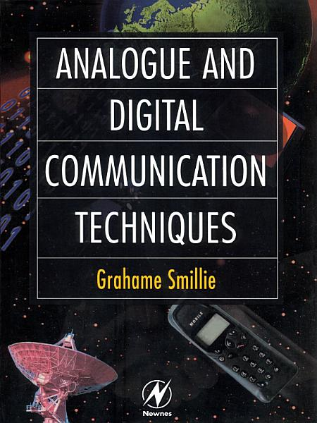Analogue and Digital Communication Techniques PDF