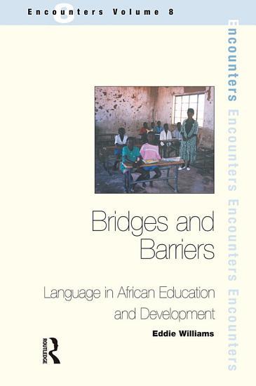 Bridges and Barriers PDF