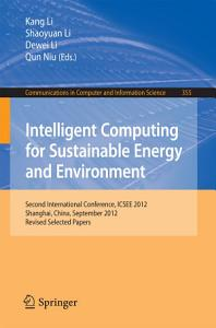 Intelligent Computing for Sustainable Energy and Environment