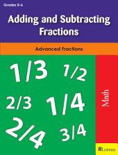 Adding and Subtracting Fractions: Advanced Fractions