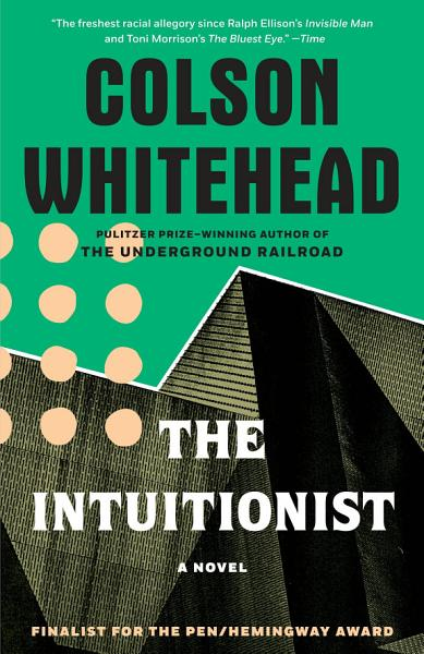 Download The Intuitionist Book