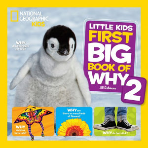 Little Kids First Big Book of Why 2 Book