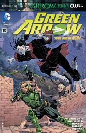 Green Arrow (2011-) #13