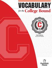 Vocabulary for the College Bound   C PDF