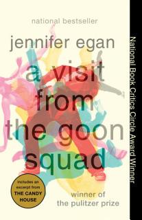 A Visit from the Goon Squad Book