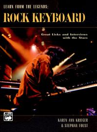 Lear From The Legends Rock Keyboard Great Licks And Interviews With The Stars